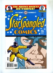 Star Spangled Comics #1 - DC 1999 - NM- - One Shot - Sandman Star Spangled Kid