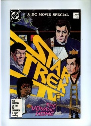 Star Trek Movie Special #2 - DC 1987 - VFN/NM - Star Trek IV The Voyage Home