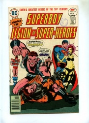 Superboy #221 - DC 1976 - Legion of Super-Heroes