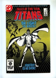 Tales of the Teen Titans 49 - DC 1984 - VFN+