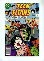 Teen Titans 48 - DC 1977 - NM- - Intro Bumblebee - Jokers Daughter Becomes Harlequin - Two-Face