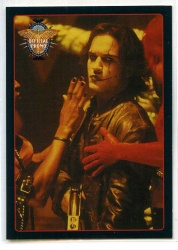 The Crow City of Angels - #1 - Wizard - Kitchen Sink 1996 - Promo Card