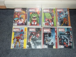 Ultimate Marvel Team-Up #1 to #16 - Marvel 2001 - Full Set