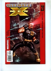 Ultimate X-Men #23 - Marvel 2002 - NM