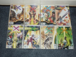 Universe X #0 to #12 + 3 Specials Marvel 2000 VFN to NM Complete Set + Specials