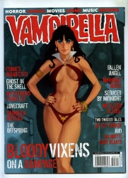 Vampirella Magazine #3 - Harris 2004 - NM-