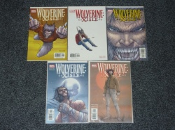 Wolverine Xisle #1 to #5 - Marvel 2003 - Complete Set
