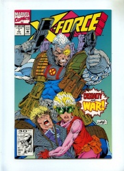 X-Force 7 - Marvel 1992 - FN