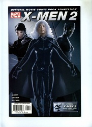 X-Men 2 Movie #1 - Marvel 2003 - VFN - One Shot Photo Cover - Prestige Format