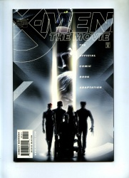 X-Men Movie Adaptation #1 - Marvel 2000 VFN One Shot Photo Cover Prestige Format