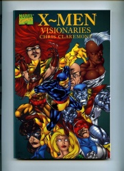 X-Men Visionaries - Chris Claremont #1 - Marvel 1998 - VFN/NM - Graphic Novel