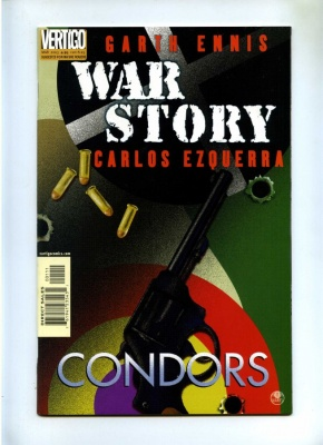 War Story Condors #1 - Vertigo 2003 - One Shot - Garth Ennis