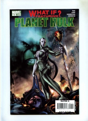 What If Planet Hulk #1 - Marvel 2007 - One Shot