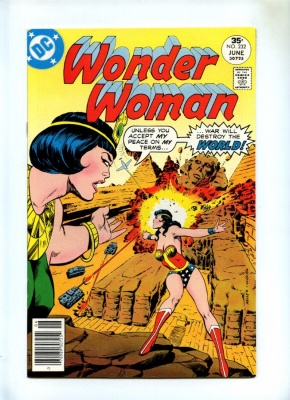 Wonder Woman #232 - DC 1977 - NM - JSA App