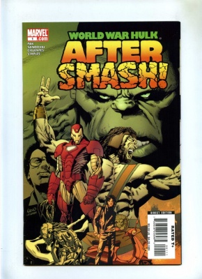 World War Hulk Aftersmash #1 - Vertigo 2008 - One Shot
