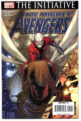 Avengers The Initiative 18 - Marvel 2009 - NM- - Zombie Variant Cover