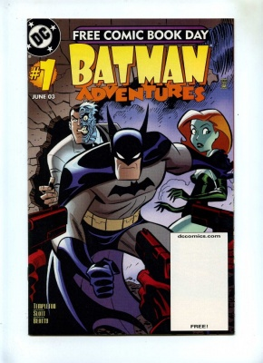 Batman Adventures 2nd Series #1 FCBD - DC 2003 - VFN/NM