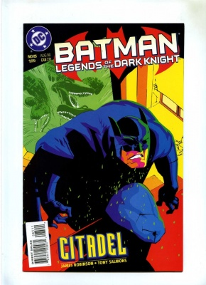 Batman Legends of the Dark Knight #85 - DC 1996 - VFN - Citadel