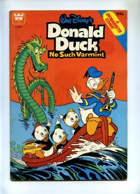 Donald Duck No Such Varmint #1 - Whitman 1979 - One Shot