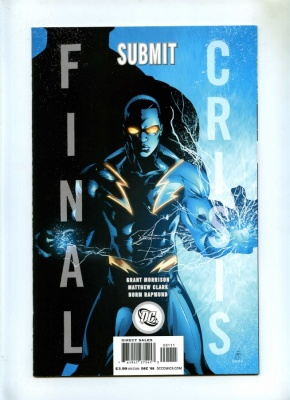 Final Crisis Submit #1 - DC 2008 - One Shot - Grant Morrison