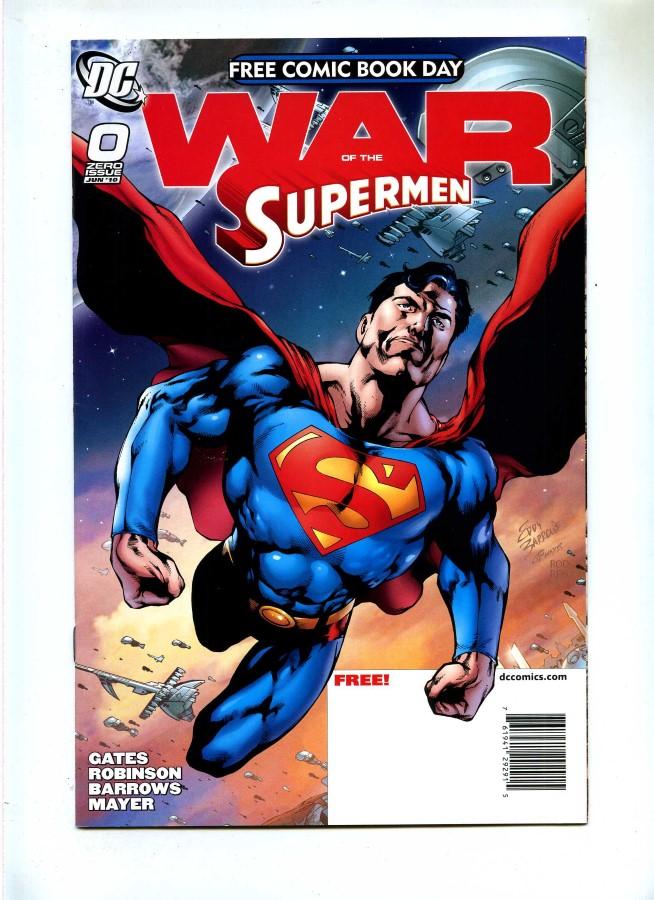 Dc Comics Comic Book Day