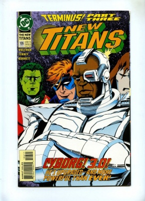 New Titans 106 - DC 1994 - VFN