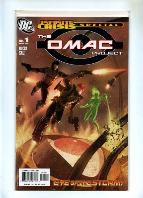 Omac Project Infinite Crisis Special #1 - DC 2006 - One Shot