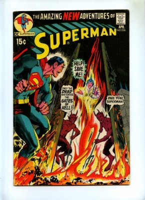Superman #236 - DC 1971
