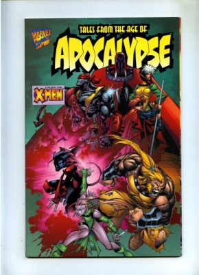 Tales From the Age of Apocalypse #1 - Marvel 1996 - One Shot - Prestige Format