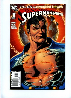 Tales of The Sinestro Corps Superman-Prime #1 - DC 2007 One Shot - Green Lantern