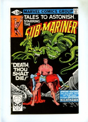 Tales to Astonish #13 - Marvel 1980 - Sub-Mariner
