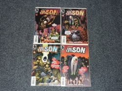 13th Son #1 to #4 - Dark Horse 2005 - Complete Set