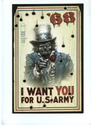 68 #1 - Image 2005 - One Shot - Adults Only - Zombies - Uncle Sam Cvr