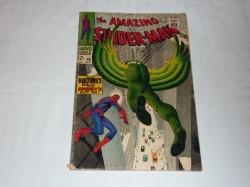 Amazing Spider-Man #48 - Marvel 1967 - GD/VG - 1st New Vulture