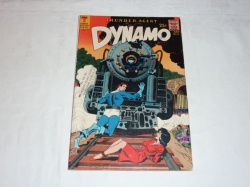 Dynamo #4 - Tower Comics 1967 - FN-