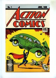 Action Comics #1 - DC 1988 - 50 Cent Cover Price Reprint - Superman