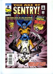 Age of the Sentry #6 - Marvel 2009