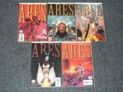 Ares #1 to #5 - Marvel 2006 - Complete Set