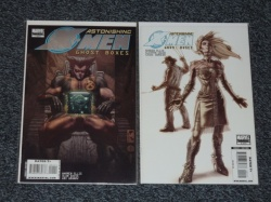 Astonishing X-Men Ghost Boxes #1 to #2 - Marvel 2008 - Complete Set