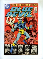 Blue Devil #1 - Marvel 1984