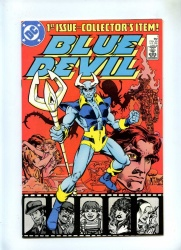 Blue Devil 1 to 31 + Annual 1 - DC 1984 to 1986 - VFN to NM - Origin Nebiros - Crisis X-Over