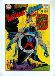 Brave and the Bold #77 - DC 1968 - Batman - The Atom