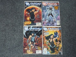 DC Special The Return of Donna Troy #1 to #4 - DC 2005 - Complete Set