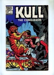 Kull the Conqueror #1 - Marvel Comics 1983