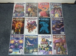 Sentinel #1 to #12 - Marvel 2003 - FN/VFN to NM- - Complete Set