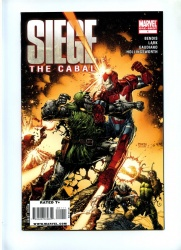 Siege The Cabal #1 - Marvel 2010 - One Shot