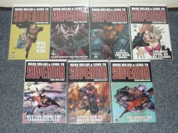 Superior #1 to #7 - Icon 2010 - Complete Set - Mark Millar