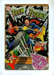 Teen Titans 15 - DC 1968 - GD+
