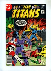 Teen Titans 52 - DC 1977 - VFN/NM