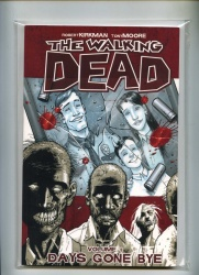 The Walking Dead Graphic Novels Vol 1 to 9 - Image - VFN- to VFN+ - Incl Charlie Adlard Autograph and Drawing